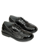 Pantofi lac Melania Negru