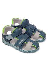 Sandale piele (28-32) Hokide Albastru