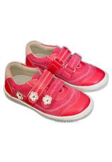 Pantofi sport piele Hokide Fuxia