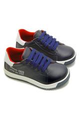 Pantofi sport piele M Kids Bleumarin