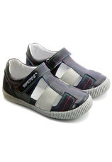 Hokide® Sandale piele Bleumarin 422000
