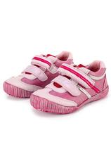 D.D.Step® Pantofi sport piele Fuxia 364410