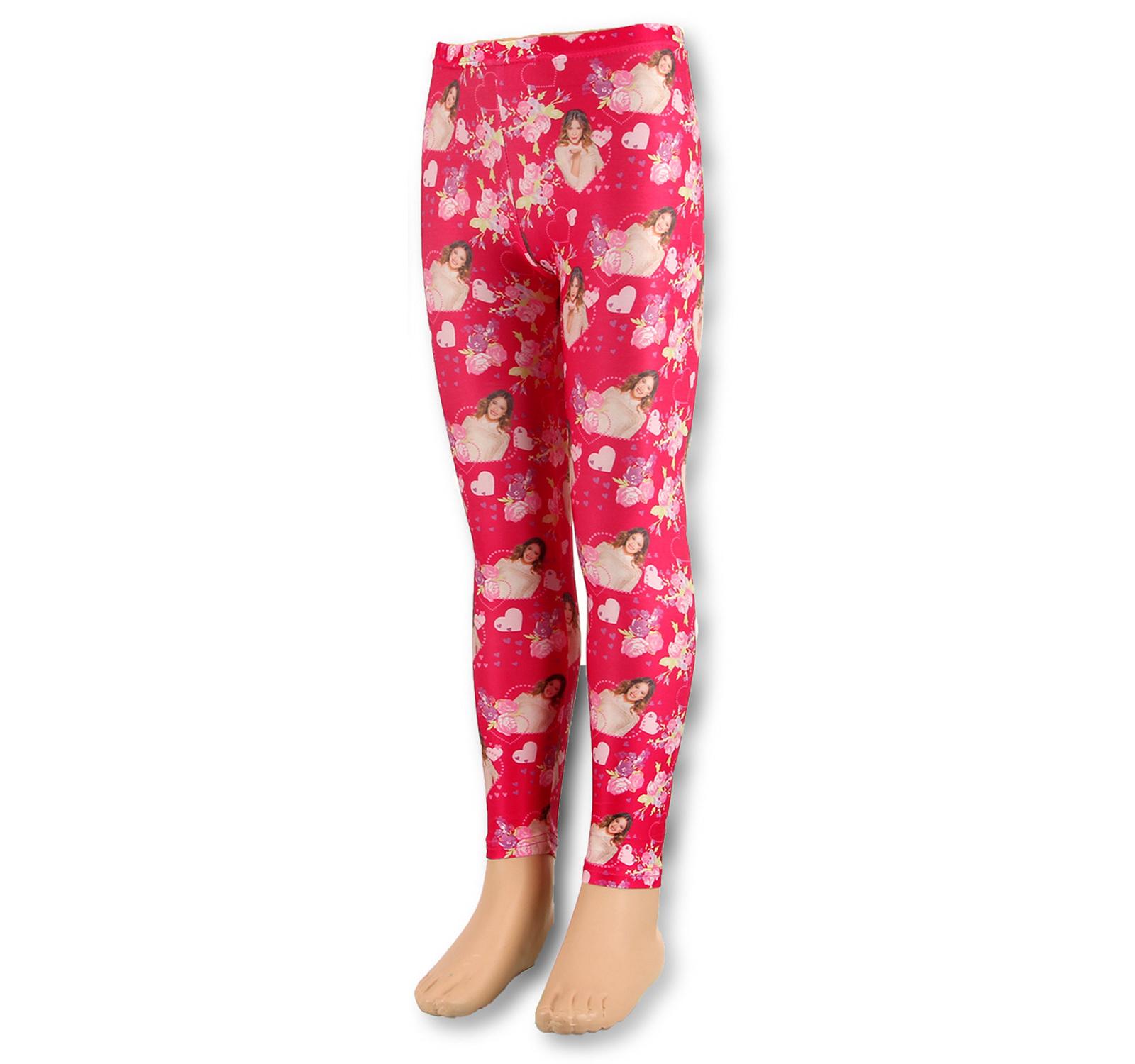 Lungi Fete 116 152 Violetta Leggins Pantaloni ® O1qwqPTx8